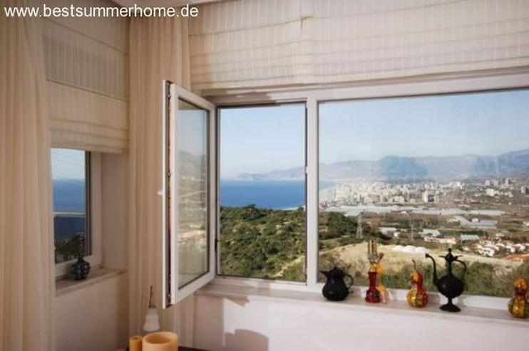 Bild 6: ***KARGICAK IMMOBILIEN***Duplex Wohnung oder Penthaus mit Meerblick in Kargicak / Alanya