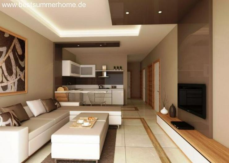 Bild 4: ***KARGICAK IMMOBILIEN***Moderne Wohnungen mit Meerblick in Kargicak / Alanya