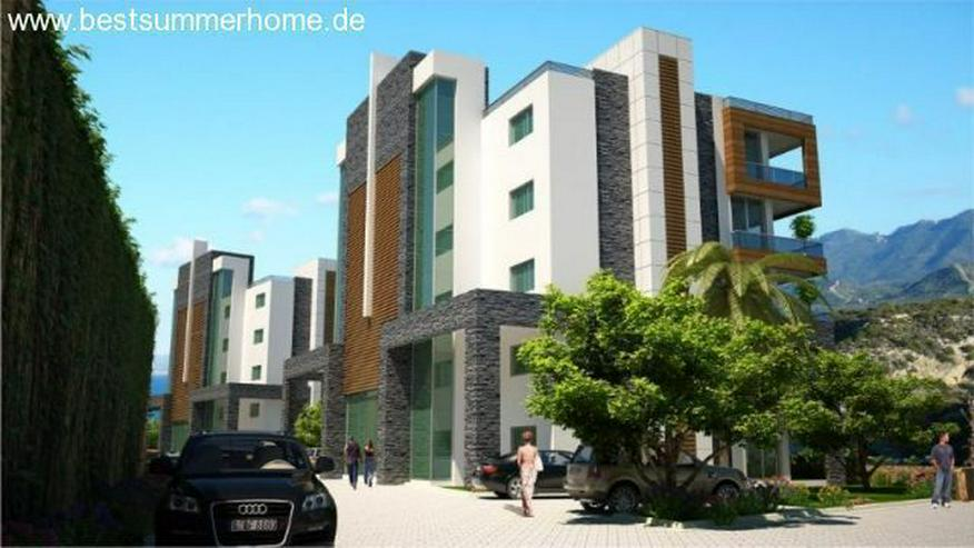 Bild 2: ***KARGICAK IMMOBILIEN***Moderne Wohnungen mit Meerblick in Kargicak / Alanya
