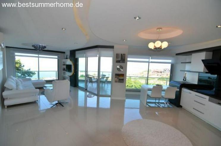 Bild 4: ***KARGICAK IMMOBILIEN***Moderne Residenz mit Meerblick in ruhigem Ort. Alanya Kargicak.