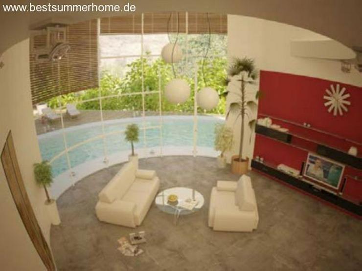 Bild 4: ***ALANYA REAL ESTATE*** Moderne Villa mit Meerblick und eigenem Pool in Kargicak / Alanya