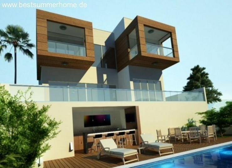 Bild 3: ***KARGICAK IMMOBILIEN***Designer Villa mit Panorama Meerblick.