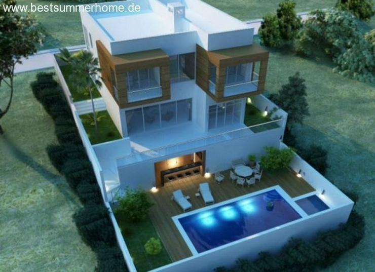 ***KARGICAK IMMOBILIEN***Designer Villa mit Panorama Meerblick. - Haus kaufen - Bild 1