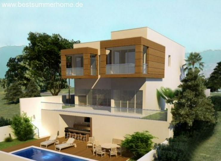 Bild 2: ***KARGICAK IMMOBILIEN***Designer Villa mit Panorama Meerblick.