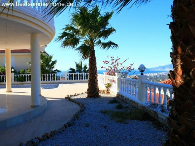 Bild 3: ***ALANYA REAL ESTATE*** Private Villa mit Meerblick und Privatpool in Karg?cak / Alanya