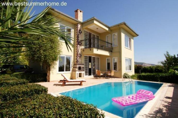 ***KARGICAK IMMOBILIEN***Villen in einer 5 Sterne Luxusresidence mit super Wellnesbereich - Haus kaufen - Bild 1