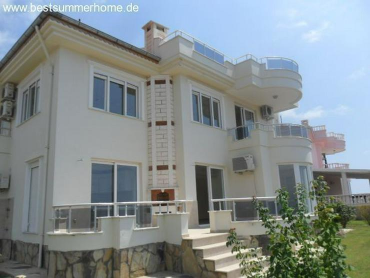 ***KARGICAK IMMOBILIEN***Geräumige Villa mit 180 Grad Meerblick Alanya / Kargicak - Haus kaufen - Bild 1