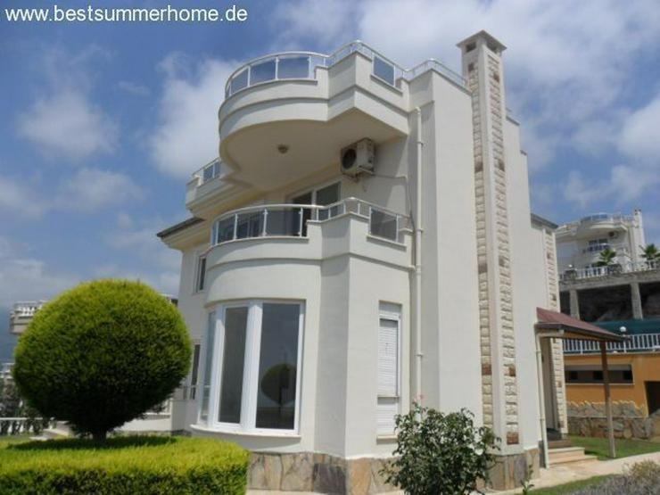 Bild 2: ***KARGICAK IMMOBILIEN***Geräumige Villa mit 180 Grad Meerblick Alanya / Kargicak