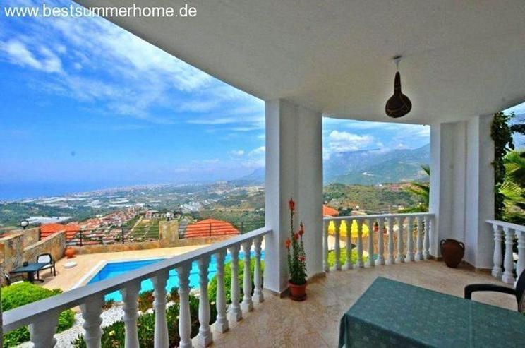 Bild 2: ***KARGICAK IMMOBILIEN*** Börner Ihr Hausmakler GmbH Gepflegte Villa mit eigenem Pool in ...
