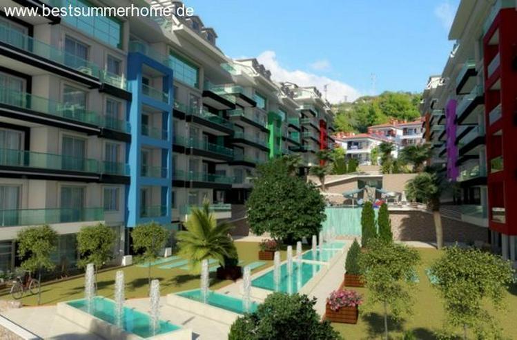 Bild 5: ***KARGICAK IMMOBILIEN***Moderne Residenz in dem wunderschönem Ort Kargicak mit Meerblick...