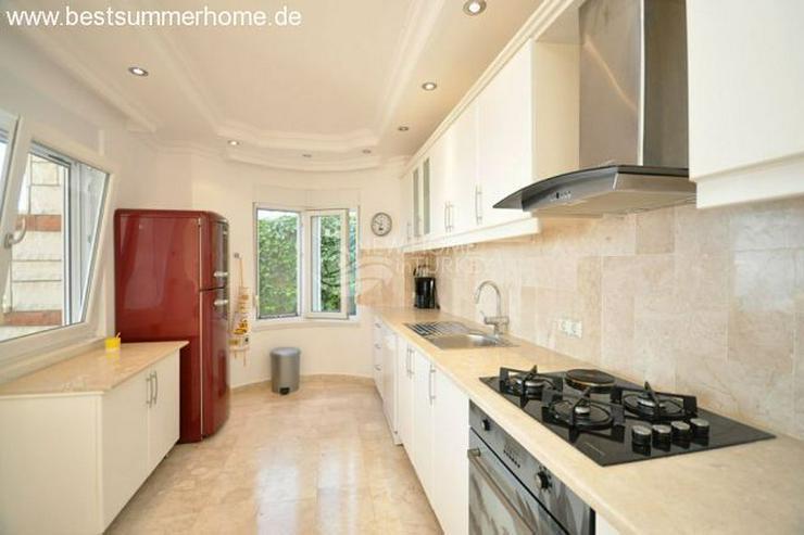 Bild 12: ***ALANYA REAL ESTATE*** Schön eingerichtete Luxus-Villa mit freiem Blick auf Das Mittelm...