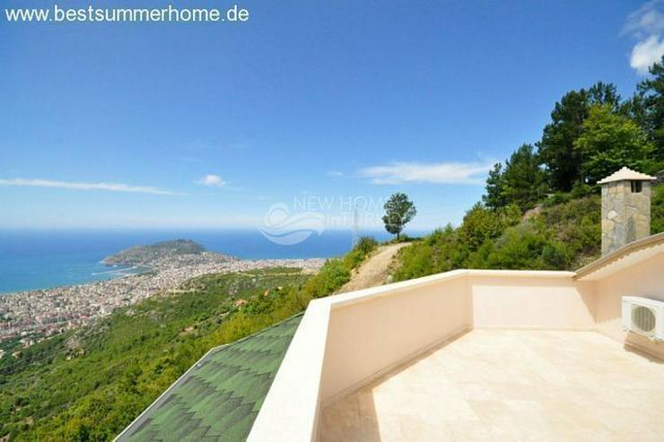 Bild 17: ***ALANYA REAL ESTATE*** Schön eingerichtete Luxus-Villa mit freiem Blick auf Das Mittelm...