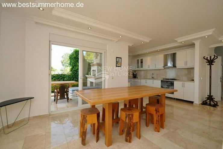 Bild 2: ***ALANYA REAL ESTATE*** Schön eingerichtete Luxus-Villa mit freiem Blick auf Das Mittelm...