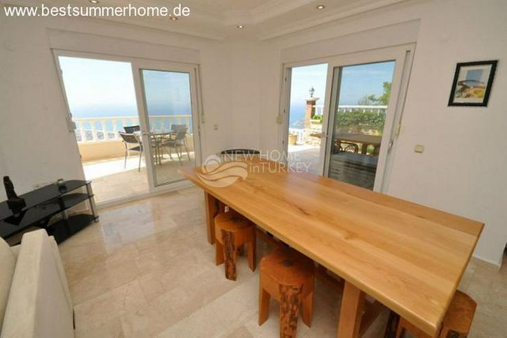 Bild 4: ***ALANYA REAL ESTATE*** Schön eingerichtete Luxus-Villa mit freiem Blick auf Das Mittelm...
