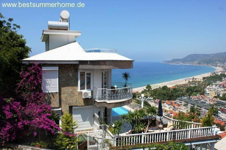 ***KARGICAK IMMOBILIEN***Exklusive Villa mit herrschaftlichem Panorama. TOP LAGE am Burgbe... - Haus kaufen - Bild 1