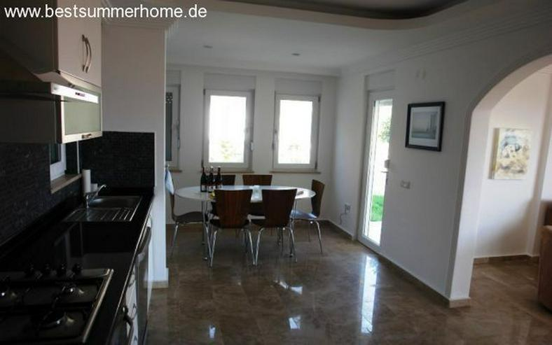 Bild 3: ***KARGICAK IMMOBILIEN*** Alanya schöne Villa am Hang mit atemberaubendem Meerblick !