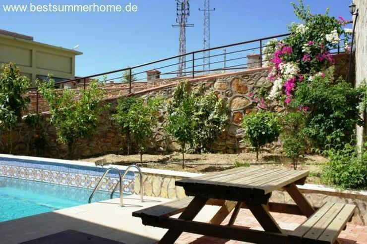 Bild 12: ***KARGICAK IMMOBILIEN***Sonderpreis ! geräumige Villa in den Bergen von Alanya mit priva...