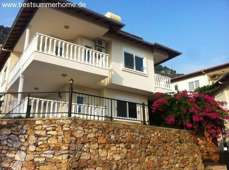 Bild 16: ***KARGICAK IMMOBILIEN***Möblierte Villa mit tollem Panoramaausblick auf Alanya in ruhige...