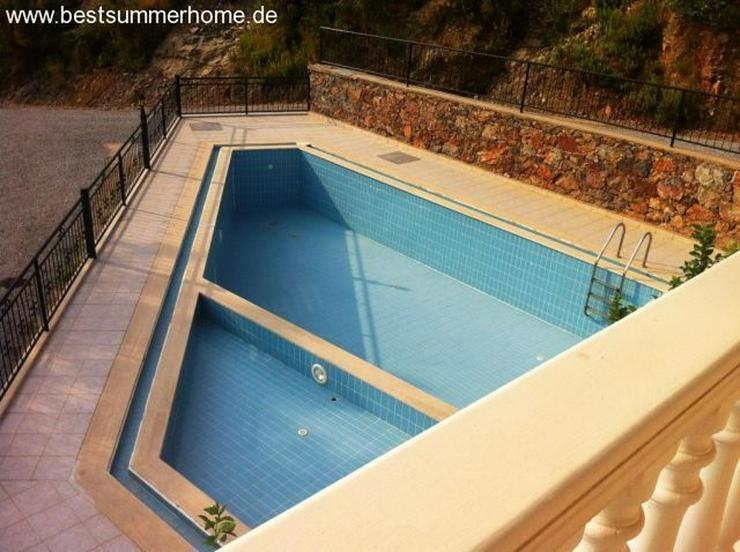 Bild 6: ***KARGICAK IMMOBILIEN***Möblierte Villa mit tollem Panoramaausblick auf Alanya in ruhige...