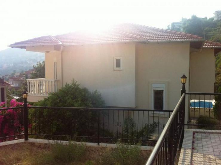 Bild 12: ***KARGICAK IMMOBILIEN***Möblierte Villa mit tollem Panoramaausblick auf Alanya in ruhige...