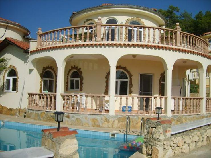 Villa, all-Inklusive, Meerblick, Luxus und Erholung, Avsallar Incekum - Haus kaufen - Bild 1