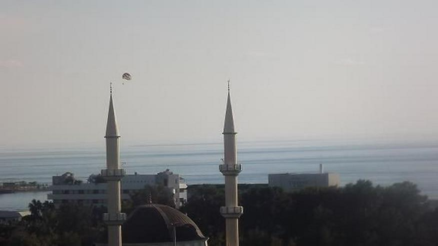 Bild 2: Über den Dächern von Avsallar, mit unglaublichem Blick