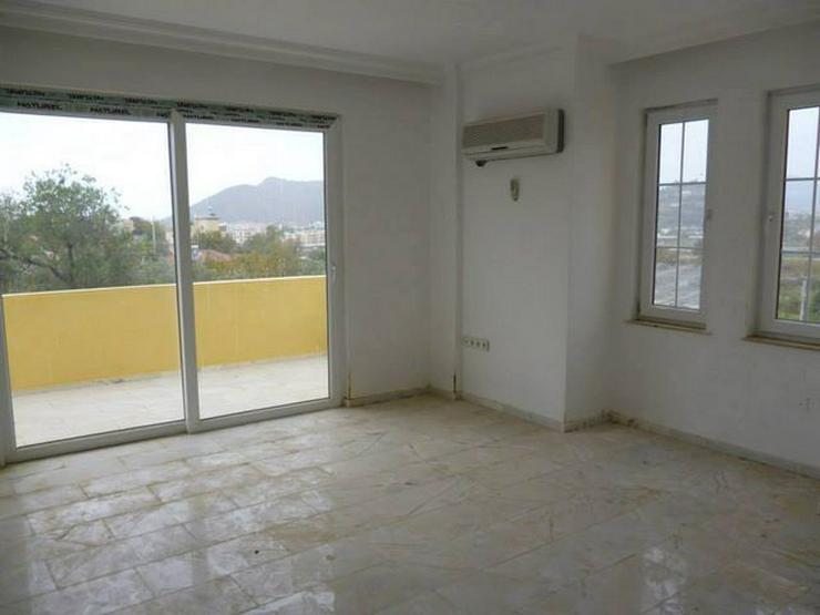 Bild 6: 6 Zimmer-Neubauhaus mit Meerblick, Privatpool, Einliegerwohnung Alanya Gazipasa Türkei