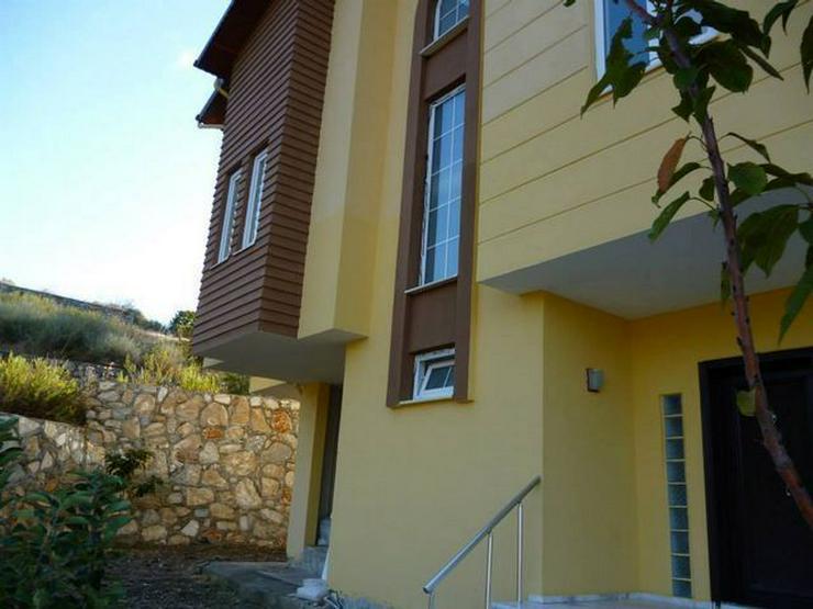 Bild 10: 6 Zimmer-Neubauhaus mit Meerblick, Privatpool, Einliegerwohnung Alanya Gazipasa Türkei
