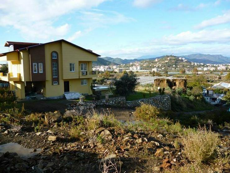 Bild 12: 6 Zimmer-Neubauhaus mit Meerblick, Privatpool, Einliegerwohnung Alanya Gazipasa Türkei