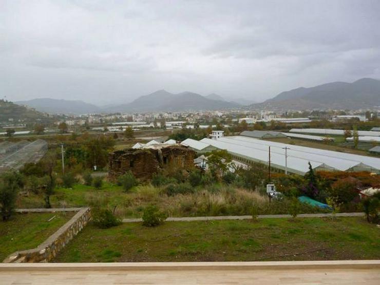 Bild 7: 6 Zimmer-Neubauhaus mit Meerblick, Privatpool, Einliegerwohnung Alanya Gazipasa Türkei