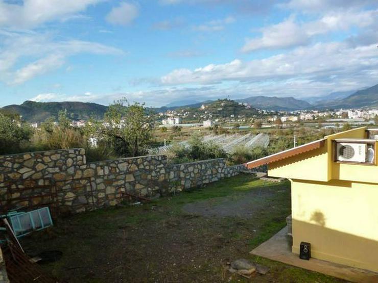 Bild 17: 6 Zimmer-Neubauhaus mit Meerblick, Privatpool, Einliegerwohnung Alanya Gazipasa Türkei