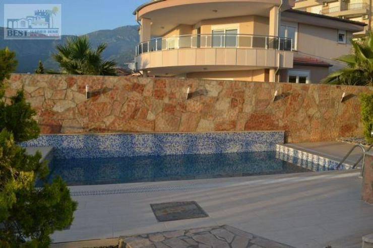 Bild 2: VILLA HELLE Kargicak mit privatem Pool und fantastischem Meerblick