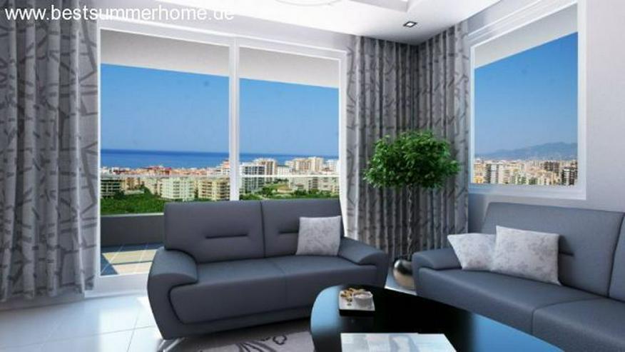 Gold Sun De Luxe Residenz Mahmutlar / Alanya - Wohnung kaufen - Bild 1