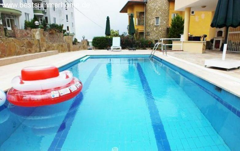 Bild 2: Schöne Villa mit privatem Pool in Oba.