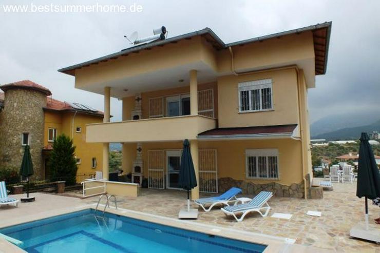 Schöne Villa mit privatem Pool in Oba. - Haus kaufen - Bild 1