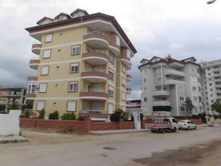 Schnäppchen ! 3 Zimmer Wohnung in Alanya Tosmur voll möbliert - Bild 1