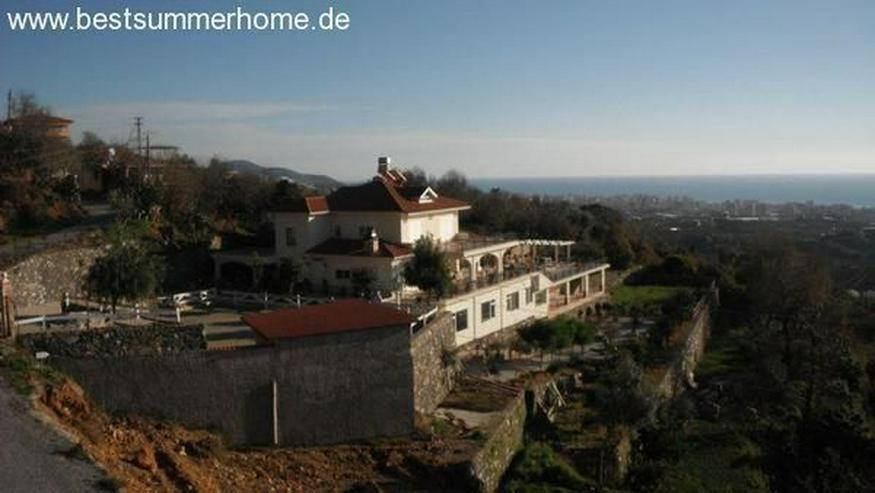 Bild 18: Großes Anwesen in Mahmutlar mit Privatpool und Meerblick und Pferdekoppel