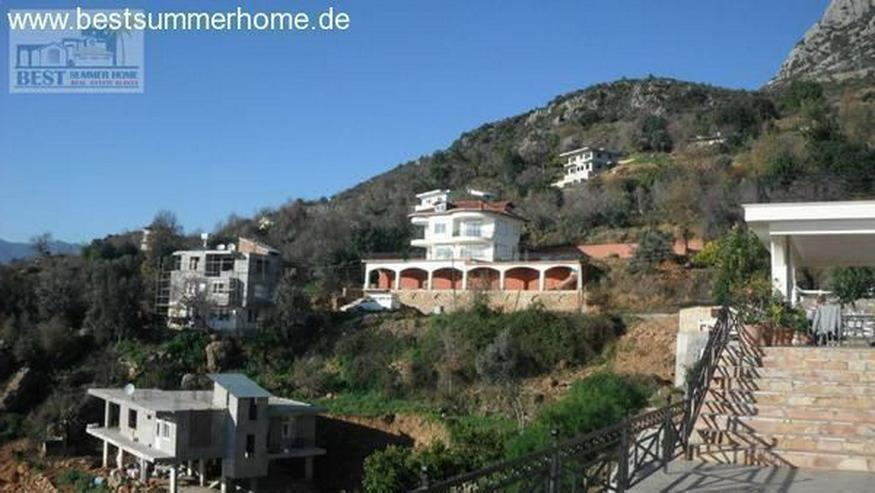 Bild 17: Großes Anwesen in Mahmutlar mit Privatpool und Meerblick und Pferdekoppel