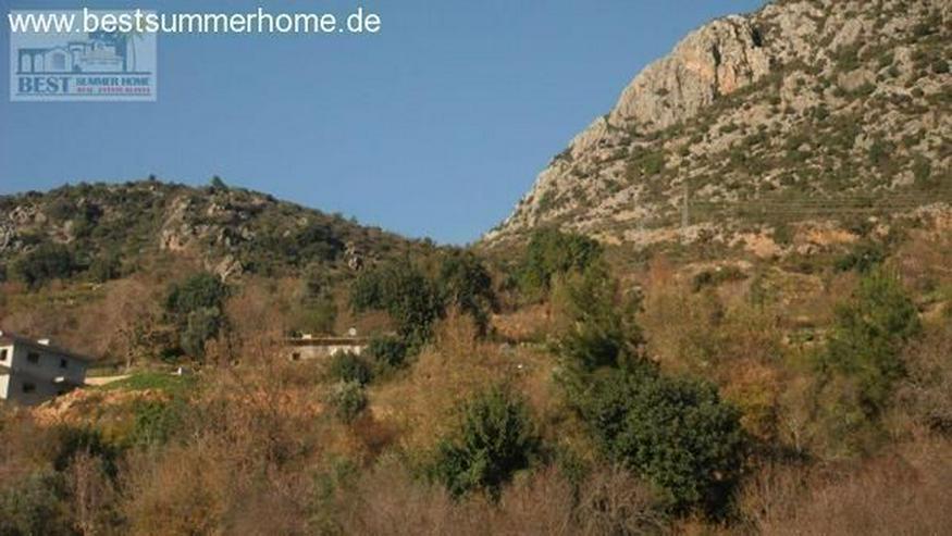 Bild 13: Großes Anwesen in Mahmutlar mit Privatpool und Meerblick und Pferdekoppel