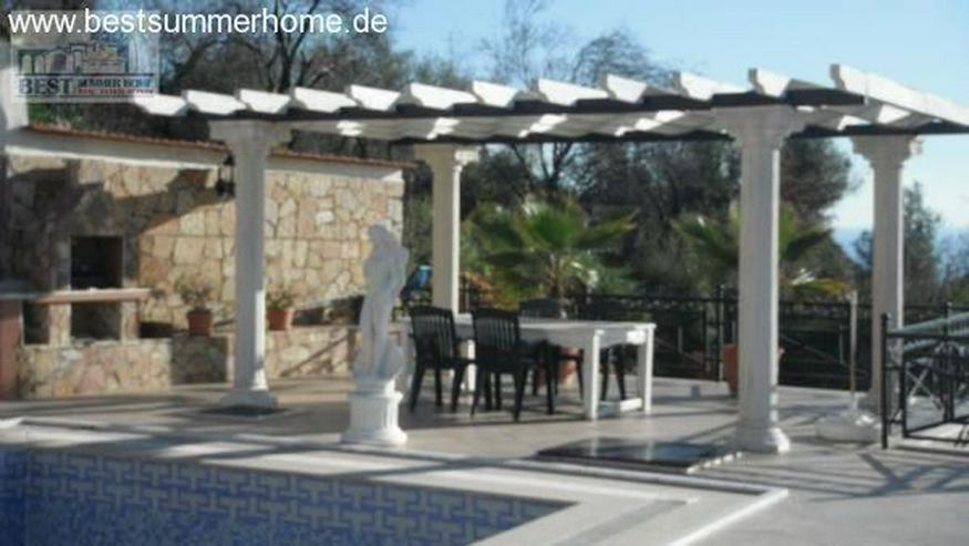 Bild 8: Großes Anwesen in Mahmutlar mit Privatpool und Meerblick und Pferdekoppel