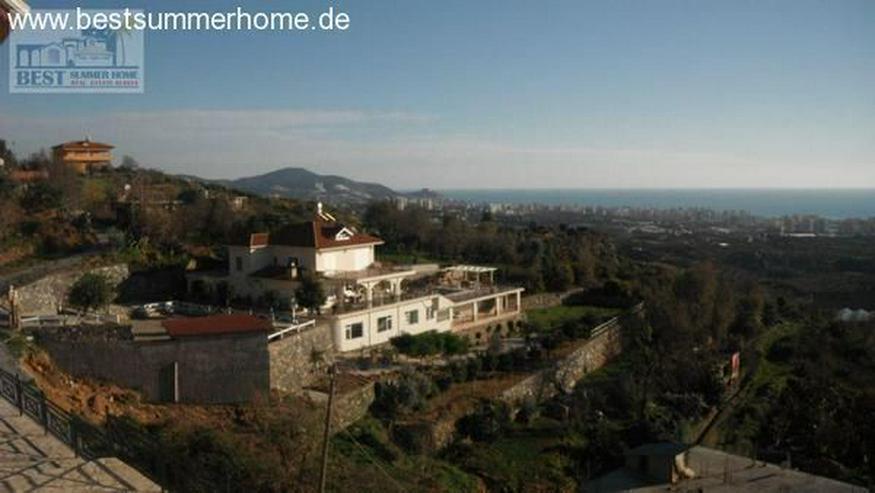 Bild 11: Großes Anwesen in Mahmutlar mit Privatpool und Meerblick und Pferdekoppel