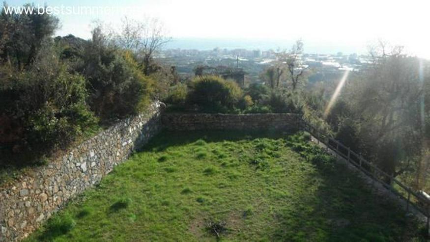 Bild 14: Großes Anwesen in Mahmutlar mit Privatpool und Meerblick und Pferdekoppel