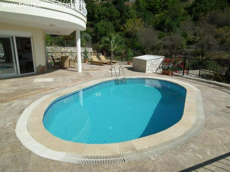 Bild 6: Elegante 3 Etagen Villa in Alanya / Oba
