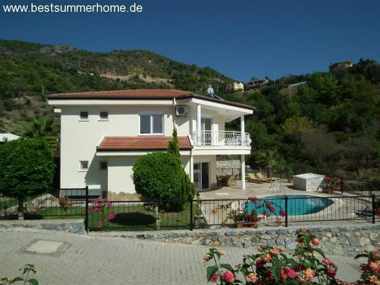 Elegante 3 Etagen Villa in Alanya / Oba - Haus kaufen - Bild 1