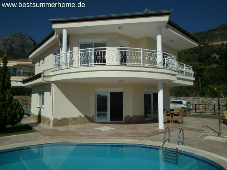 Bild 2: Elegante 3 Etagen Villa in Alanya / Oba