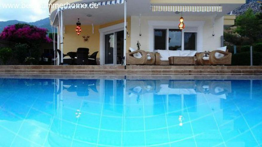 Bild 2: Gepflegte Villa mit privatem Pool in Oba.