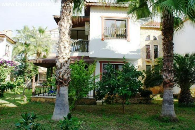 Bild 4: Schöne Doppelhaushälfte in grüner Wohnanlage in Alanya / Avsallar