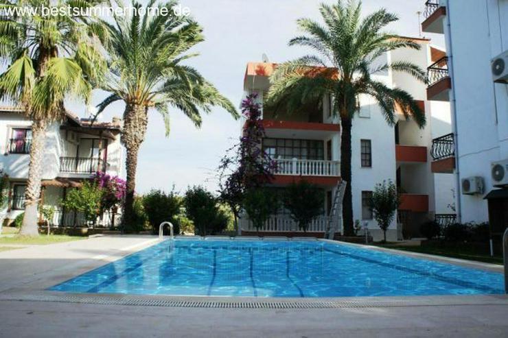 Schöne Doppelhaushälfte in grüner Wohnanlage in Alanya / Avsallar - Haus kaufen - Bild 1