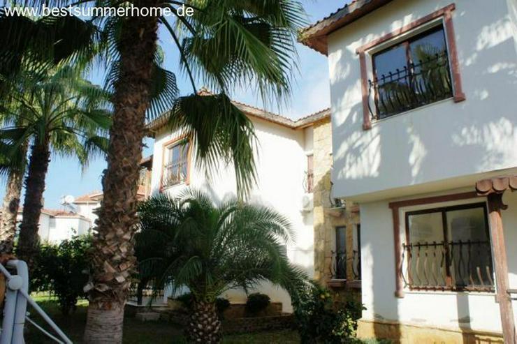 Bild 8: Schöne Doppelhaushälfte in grüner Wohnanlage in Alanya / Avsallar