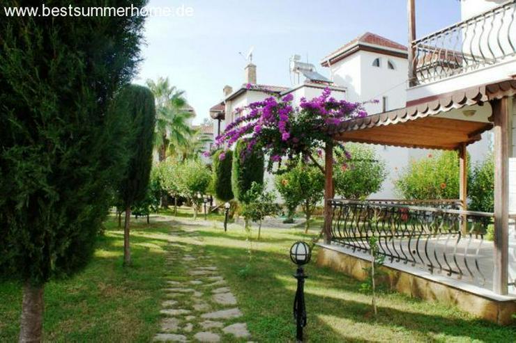 Bild 3: Schöne Doppelhaushälfte in grüner Wohnanlage in Alanya / Avsallar